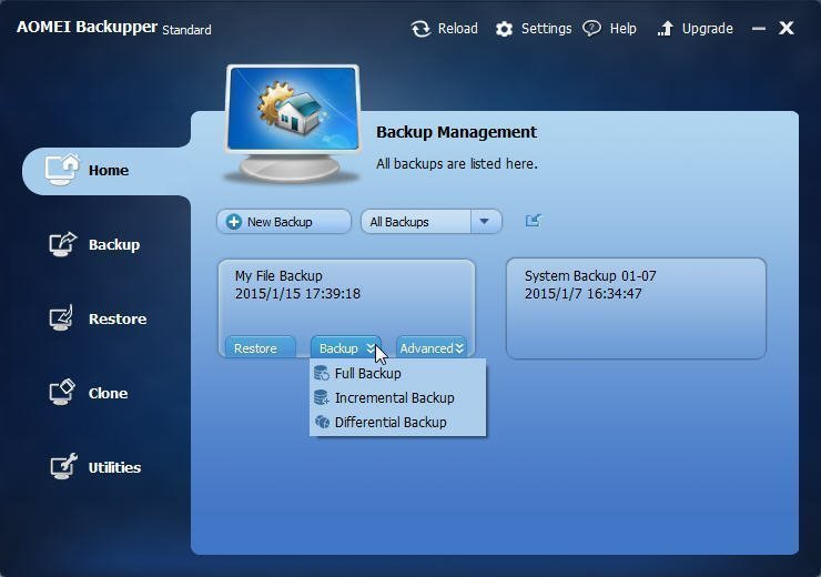 The Powerful Yet Free Backup Software For Windows 10 System