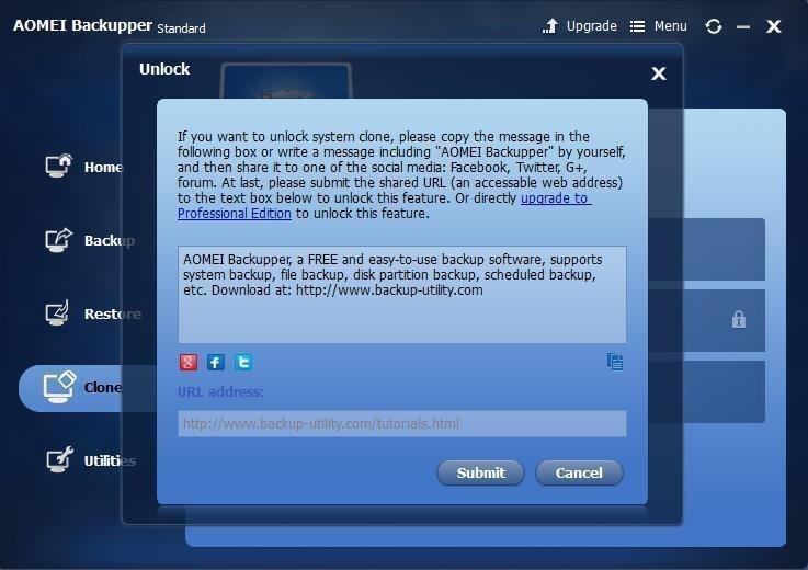 The Best Free Windows 10 Clone Software Aomei Backupper