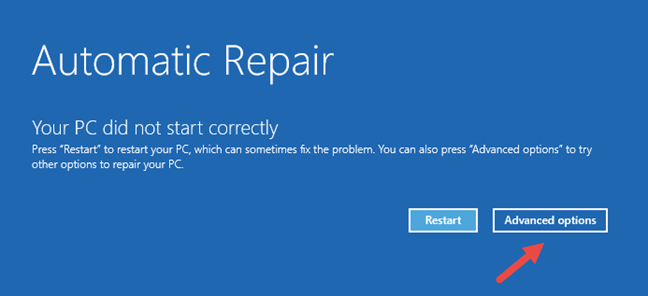 how to perform system restore in safe mode windows 10