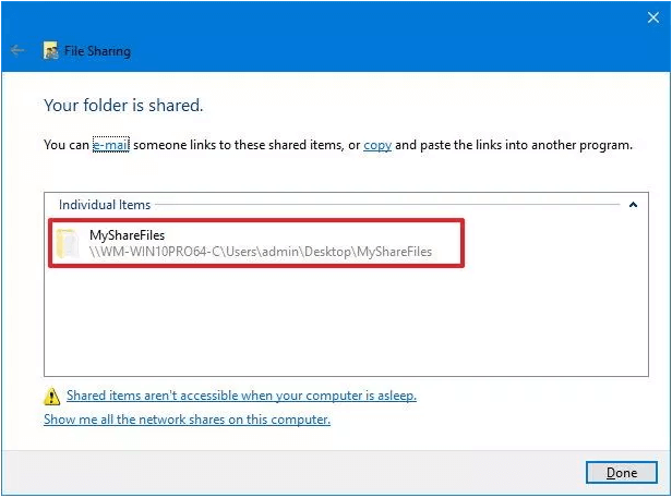 How to Transfer Files from Laptop to Laptop in Windows 10?