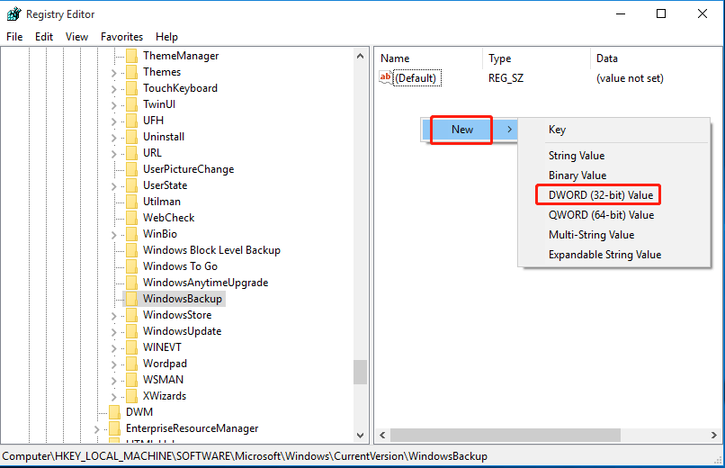 Touch Keyboard Windows 10 Not Working