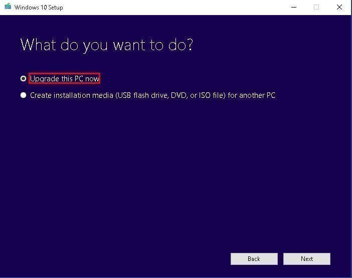 Windows 10 Upgrade Stuck at 0% or 99% – Fixed (8 Ways Included)