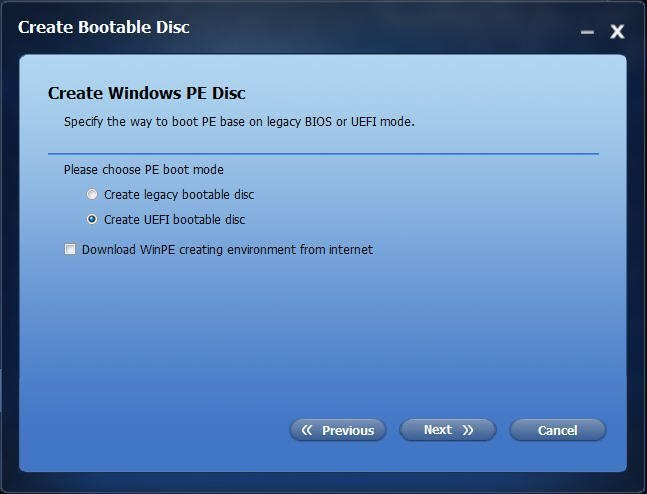 How to make bootable usb windows 7 without cd