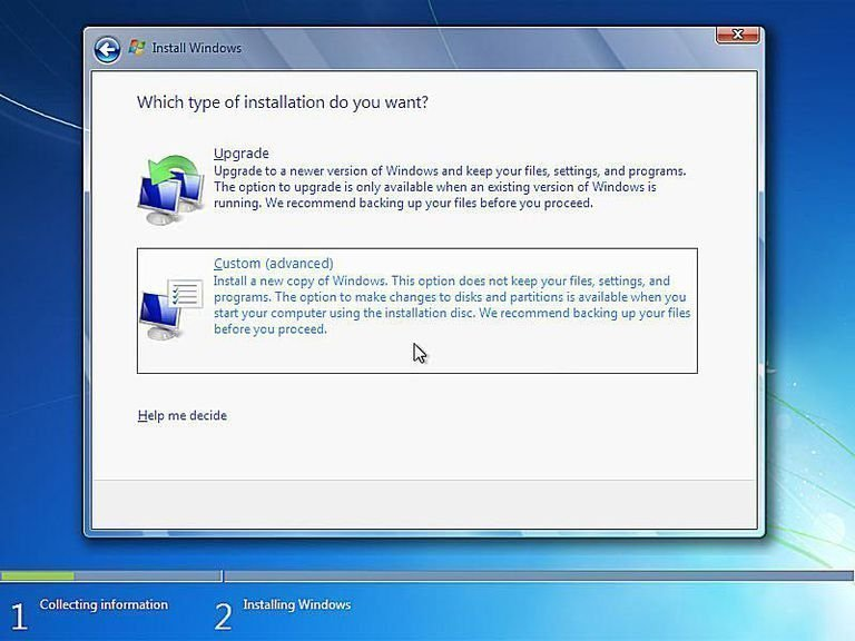windows 7 installer 32 bit free download