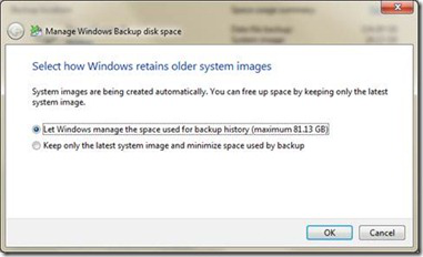 Manage Disk Space
