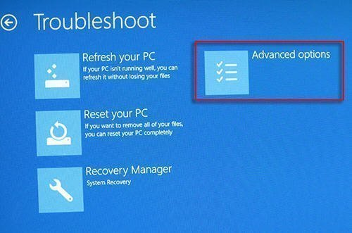 The Ways To Restore Windows 8  8 1 System Image Backup