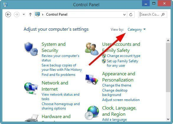 Secure folder windows 8