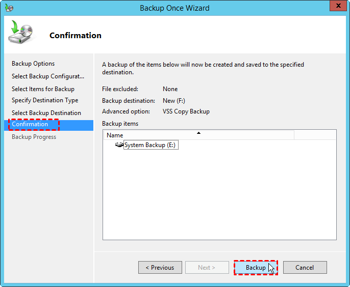 How to Backup Files in Windows Server 2019 Effortlessly?