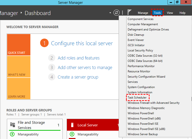 How to Do Windows Server 2012 Backup Schedule Weekly Step by