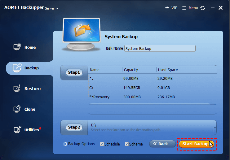 Windows Server Backup Limitations You Should Know